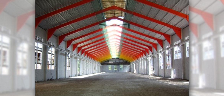 Vogt Plastik – Halleninstandsetzung Recyclingsindustrie in Rheinfelden