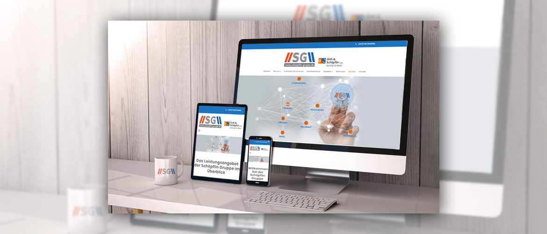 Neue Homepage der Schöpflin Gruppe