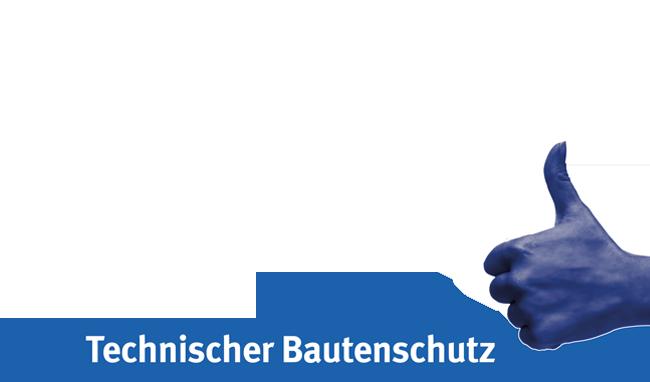 Homepage_Schöpflin_Gruppe_Daumen_blau_Technischer_Bautenschutz
