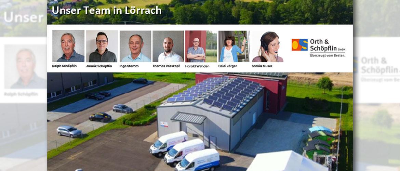 Standort Lörrach - Kennen Sie unser Team in Lörrach?